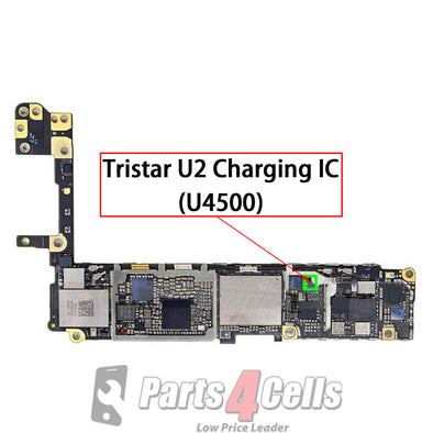 iPhone 6S Tristar U2 USB Charging Controller IC #1610A (U4500)