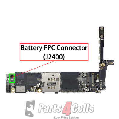 iPhone 6S Plus Battery Connector Port Onboard (J2400)