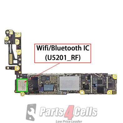 iPhone 6 / 6 Plus WiFi / Bluetooth IC #339S0228, #339S0242 (U5201_RF)