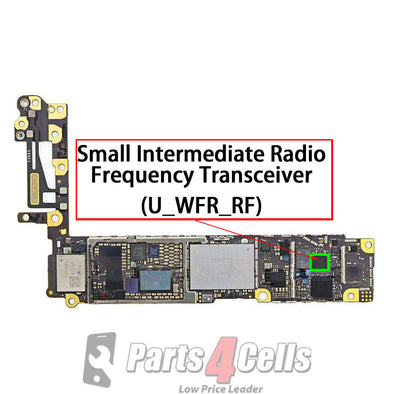 iPhone 6 / 6 Plus Small Intermediate Radio Frequency Transceiver IC #WFR1620 (U_WFR_RF)