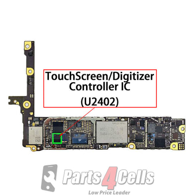 iPhone 6 Plus Meson Touch Screen / Digitizer Controller Driver IC #343S0694 (U2402)