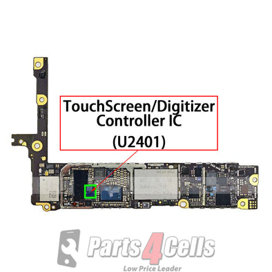 iPhone 6 / iPad Air Plus Cumulus Touch Screen / Digitizer Controller IC #BCM5976C1KUB6G (U2401)