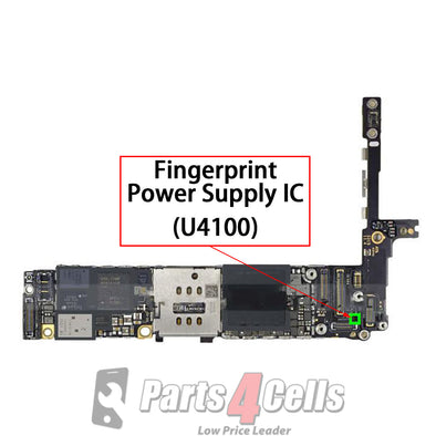 iPhone 6S / 6S Plus Fingerprint Power Supply LDO IC (U4100)