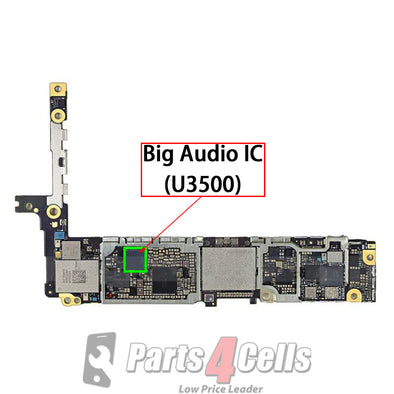 iPhone 6S / 6S Plus Big Audio IC #338S00105 (U3500)