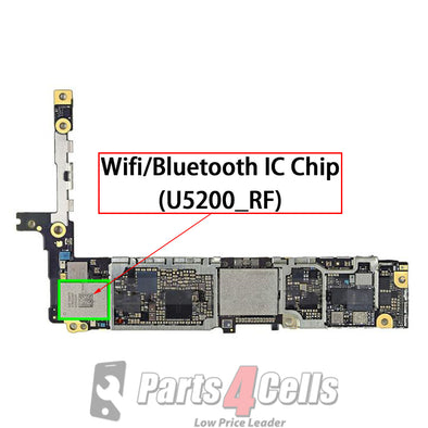 iPhone 6S / 6S Plus Bluetooth / WiFi IC #339S00033 (U5200_RF)