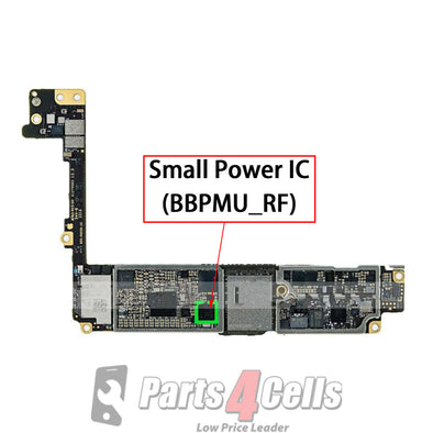 iPhone 7 / 7 Plus Power Management Small IC #PMD9645 (BBPMU_RF, Qualcomm)