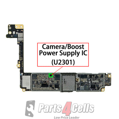 iPhone 7 / 7 Plus Camera / Boost Power Supply 16 Pin IC #61280D (U2301)