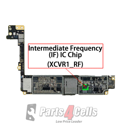 iPhone 7 / 7 Plus Intermediate Frequency (IF) IC #WTR4905 (XCVR1_RF)