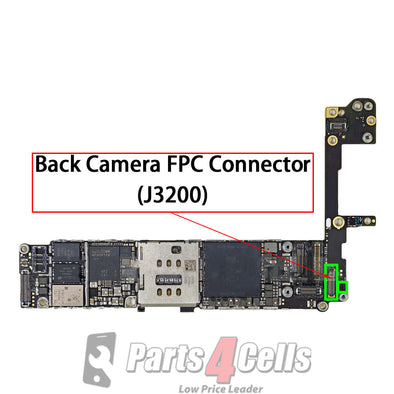 iPhone 6S Rear Camera FPC Connector (J3200)
