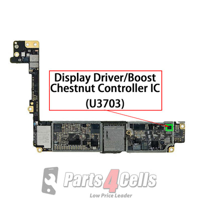 iPhone 7 / 7 Plus LCD Display Driver Chestnut Controller IC #65730AOP (U3703)
