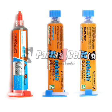 MECHANIC ROHS Lead-Free Solder Paste V6B45 138℃ 40g