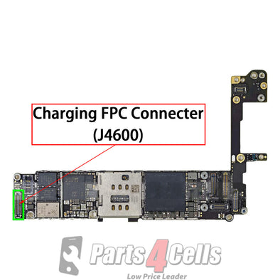 iPhone 6S Charging Port Connector Port Onboard (J4600)