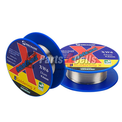 Mechanic I Soldering WX Low Temp. 138 Degree Welding Wire for iPhone X/XS/XR/XS Max - XW .5mm