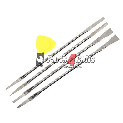 4 in 1 Ultra Thin Alloy Steel Spudger Pry Bar-Parts4Cells