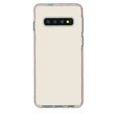 SAFIRE Samsung S10 Crystal Side Spine Case Pink