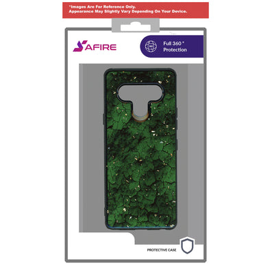 SAFIRE Samsung A21 2020 A215 Marble Case Jade