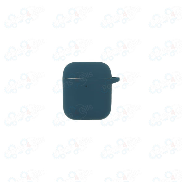 Airpods Case Silicone Atrovirens Green