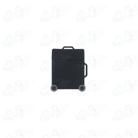 Airpods Case Suit Case Black