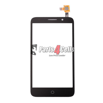 "Alcatel One Touch Pixi 3 5.0"" 5065 Digitizer Black-Parts4sells"