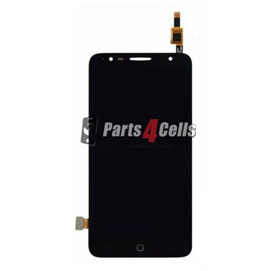 Alcatel Pop 4 LCD With Touch Black-Parts4sells