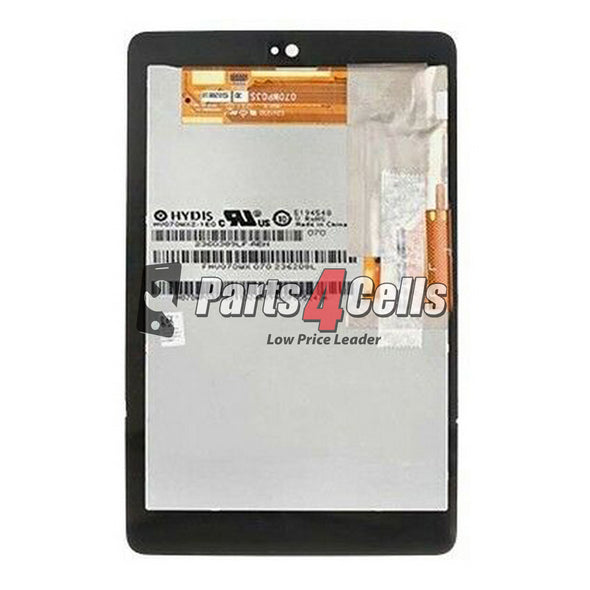 Asus Google Nexus 7 1st Gen LCD  Touch Black-Parts4Cells