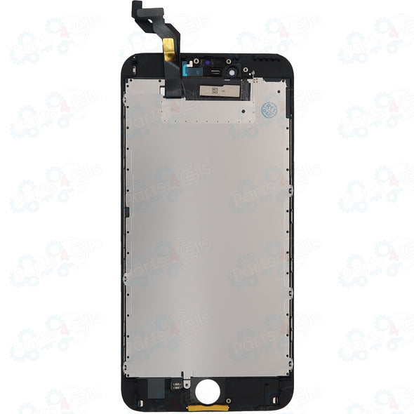 Brilliance Pro iPhone 6S LCD with Touch and Back Plate Black