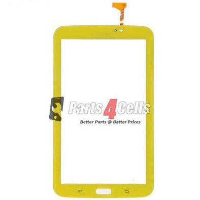 "Samsung Tab 3 7.0"" Digitizer T210 Yellow-Parts4cells"