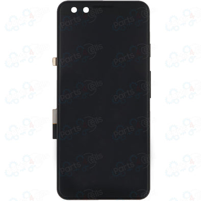 Google Pixel 3 LCD With Touch + Frame Black