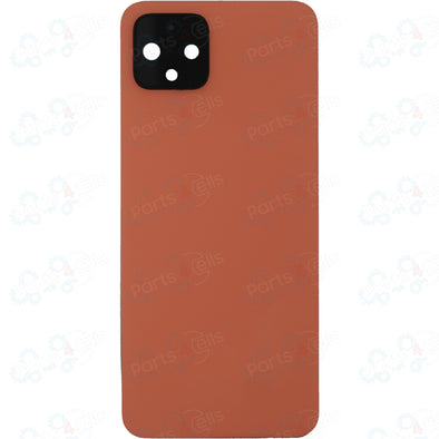 Google Pixel 4 Back Door Ohso Orange