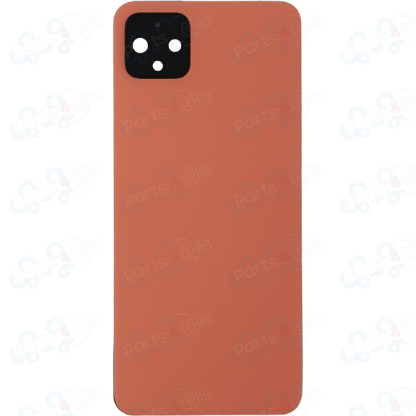 Google Pixel 4 XL Back Door Ohso Orange