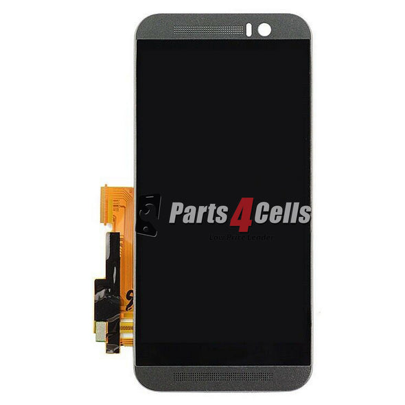 HTC One M9 LCD With Touch + Frame Black-Parts4Cells
