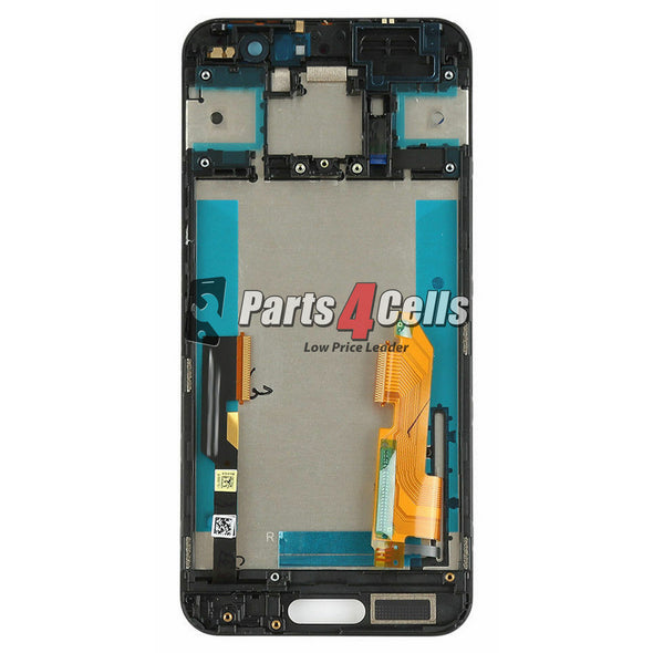 HTC One M9 LCD With Touch  Frame Silver-Parts4Cells