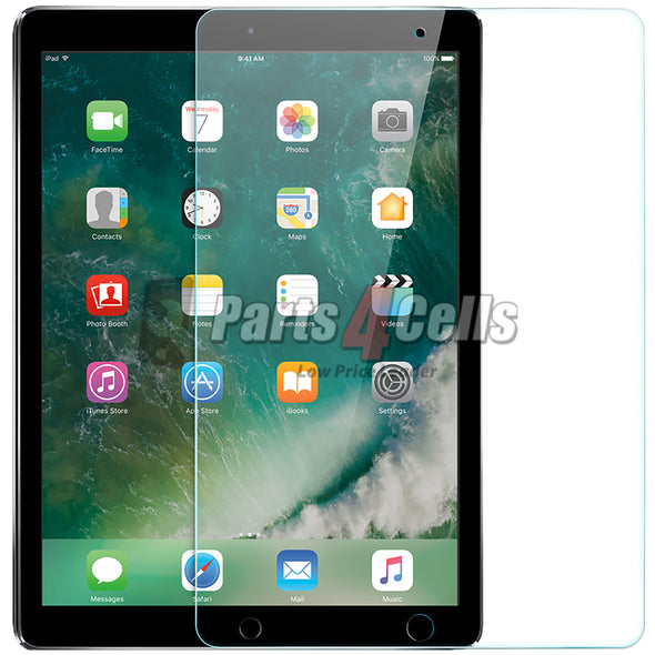 iPad 2 Tempered Glass Screen Protector In Retail Packaging / iPad 3 / iPad 4