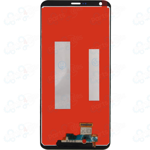 LG G6 LCD With Touch Silver