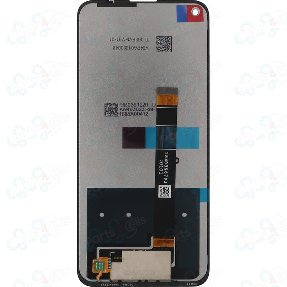 LG K61 LCD with Touch Black