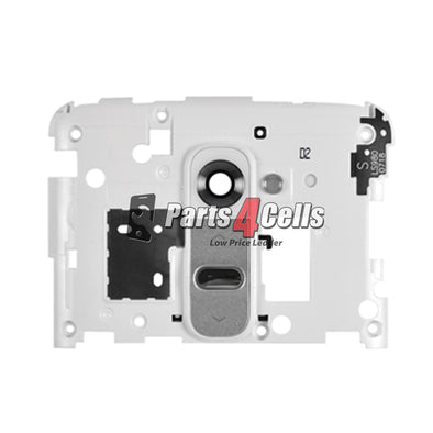 LG G2 Back Camera Lens White-Parts4sells