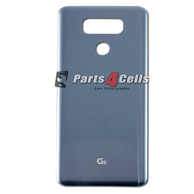 LG G6 Back Door Silver-Parts4Cells