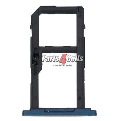 LG K30 Sim Tray Blue-Parts4cells