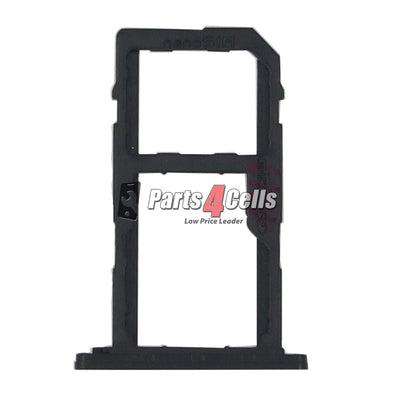 LG K30 Sim Tray Black-Parts4cells