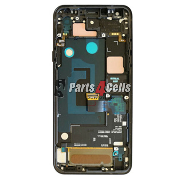 LG Q7 / Q7 Plus Mobile LCD With Touch Blue-Parts4sells