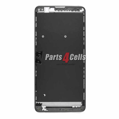 LG Stylo 2 LCD Frame Silver-Parts4sells