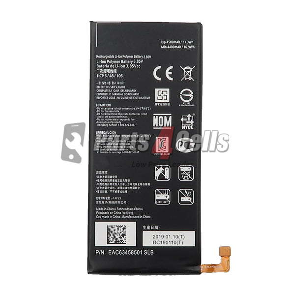 LG X Power 2 Battery
