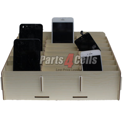 Mobile / LCD Storage Box 24 Slots