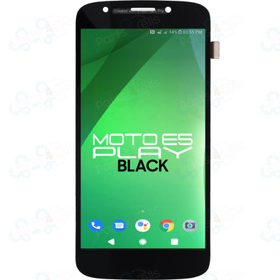 Motorola Moto E5 Play LCD with Touch Black XT1921