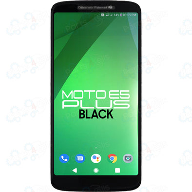 Motorola Moto E5 Plus LCD with Touch Black XT1924-7