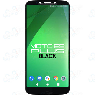 Motorola Moto E5 Plus LCD with Touch Black XT1924