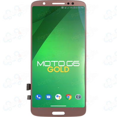 Motorola Moto G6 LCD with Touch Gold XT1925