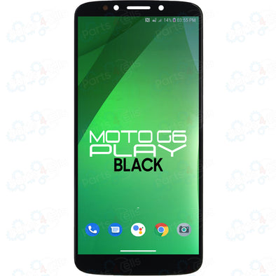 Motorola Moto G6 Play LCD with Touch Black XT1922