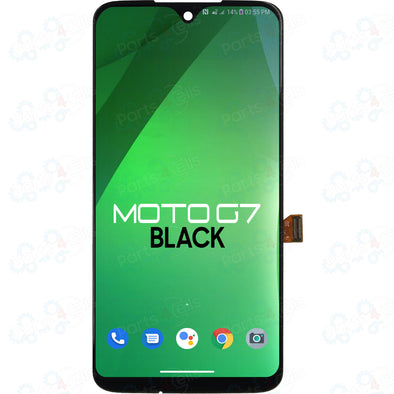 Motorola Moto G7 LCD with Touch Black XT1962