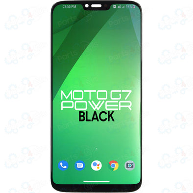 Motorola Moto G7 Power LCD with Touch Black XT1955 (US Version)